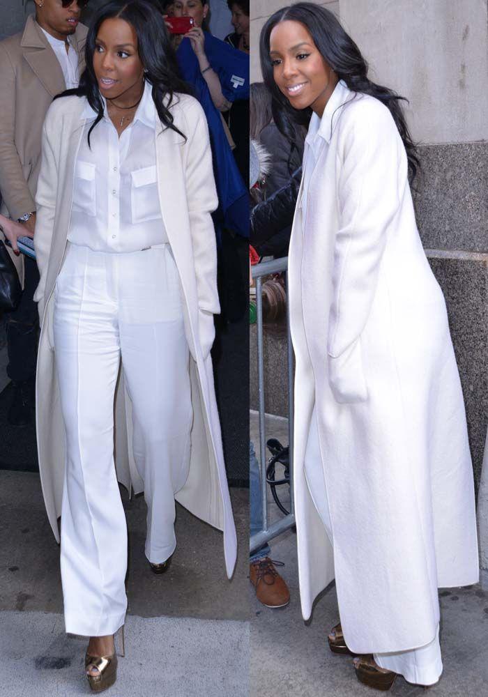 White colour combination with formal wear, uniform