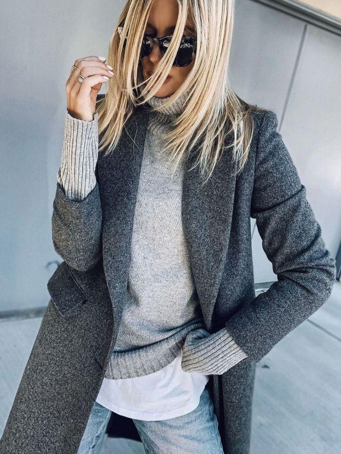 Outfit style haarschnitt 2020 frauen lang, layered hair, long hair
