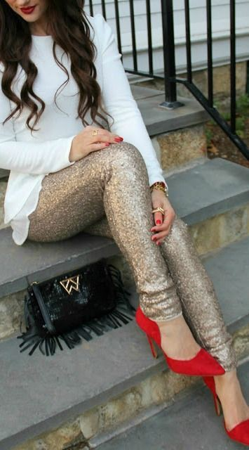 Cute christmas party outfit ideas for christmas