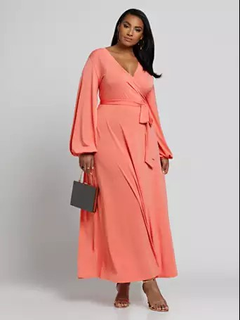 Orange and pink dresses ideas with cocktail dress, gown, formal wear, maxi dress
