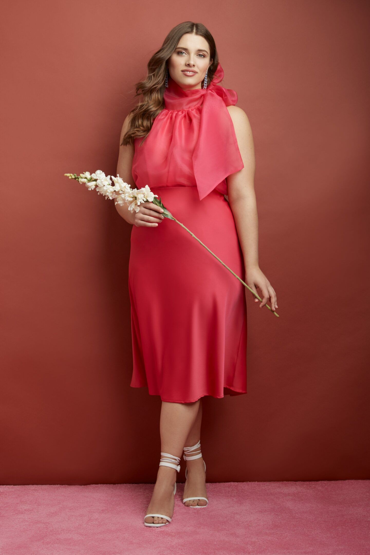 Magenta and pink colour outfit, you must try with cocktail dress, skirt, top