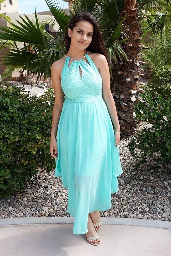 Turquoise and aqua dress day dress, fashion ideas