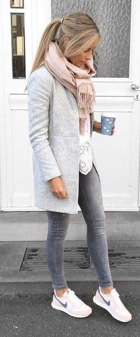 White and pink jeans, girls instagram photos, Outerwear