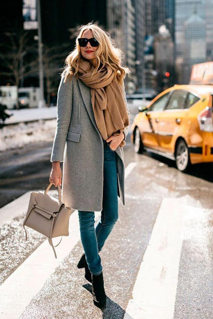 Street style fall winter 2017, street fashion