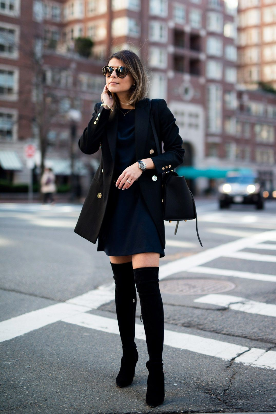 Colour dress winter outfits stars, winter clothing, street fashion