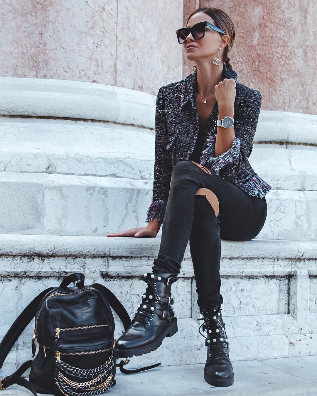 Colour outfit combat boots outfit, street fashion, combat boot