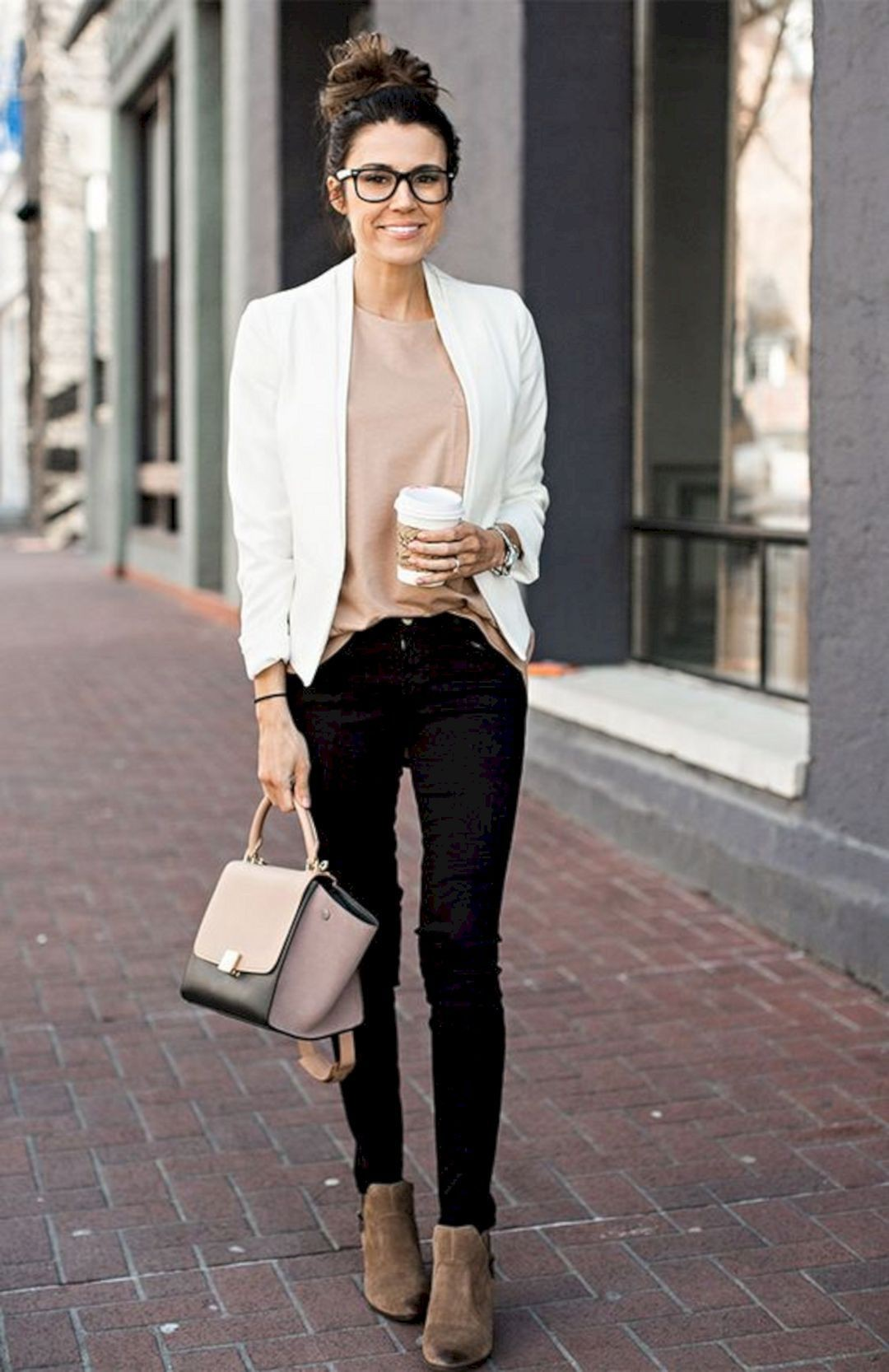 Business casual women outfits, business casual, street fashion, informal wear, smart casual, for ...