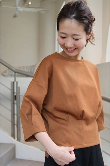 Beige outfit Stylevore with sweater, jacket, blouse