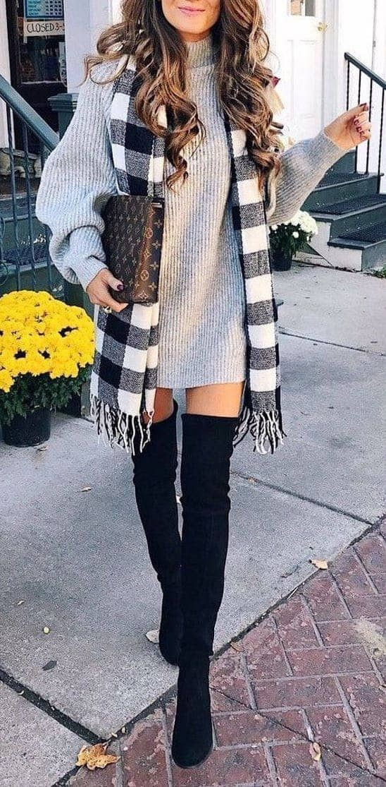 Colour ideas winter dress outfits, winter clothing, street fashion, casual wear