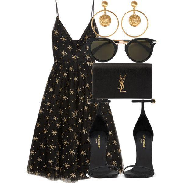Yves saint laurent dress casual