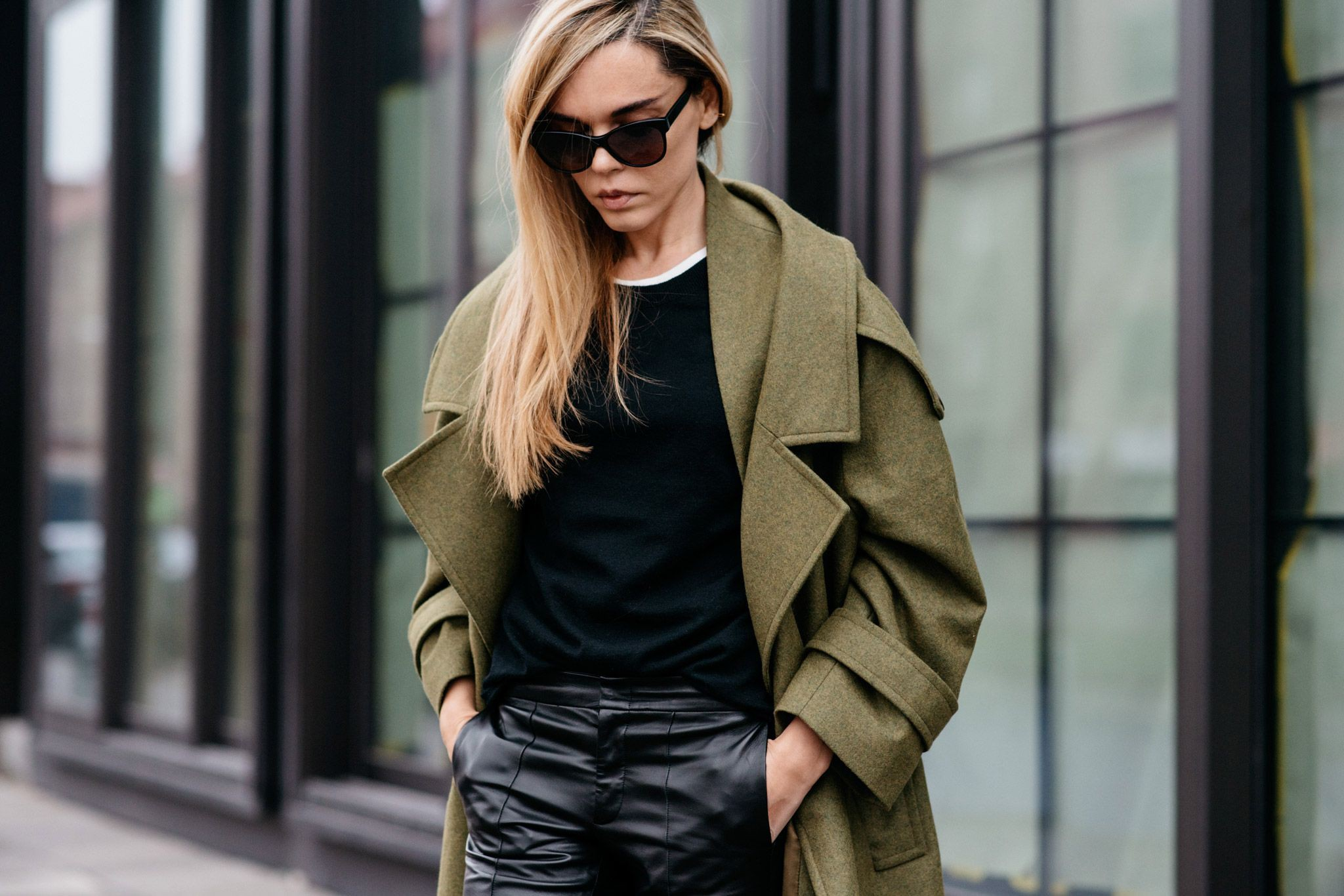 Colour outfit, you must try with trousers, jacket, jeans