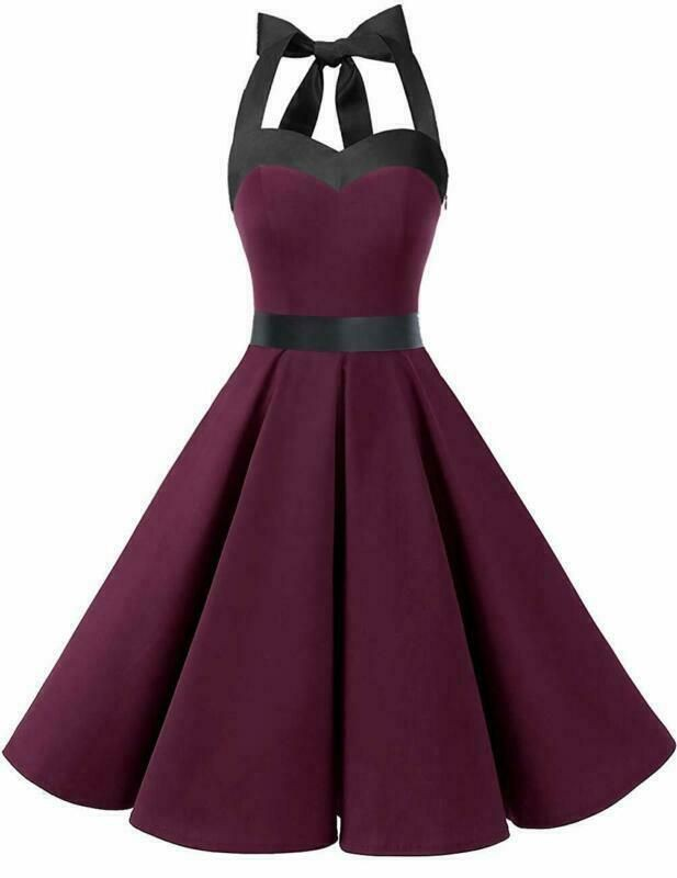 Magenta and purple outfit instagram with bridal party dress, cocktail dress, vintage clothing, f ...