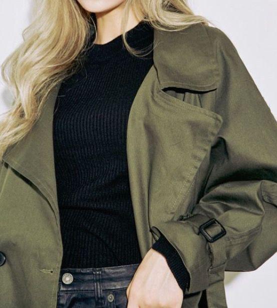Colour outfit ideas 2020 jo harvelle aesthetic, allie pressman, jo harvelle, trench coat
