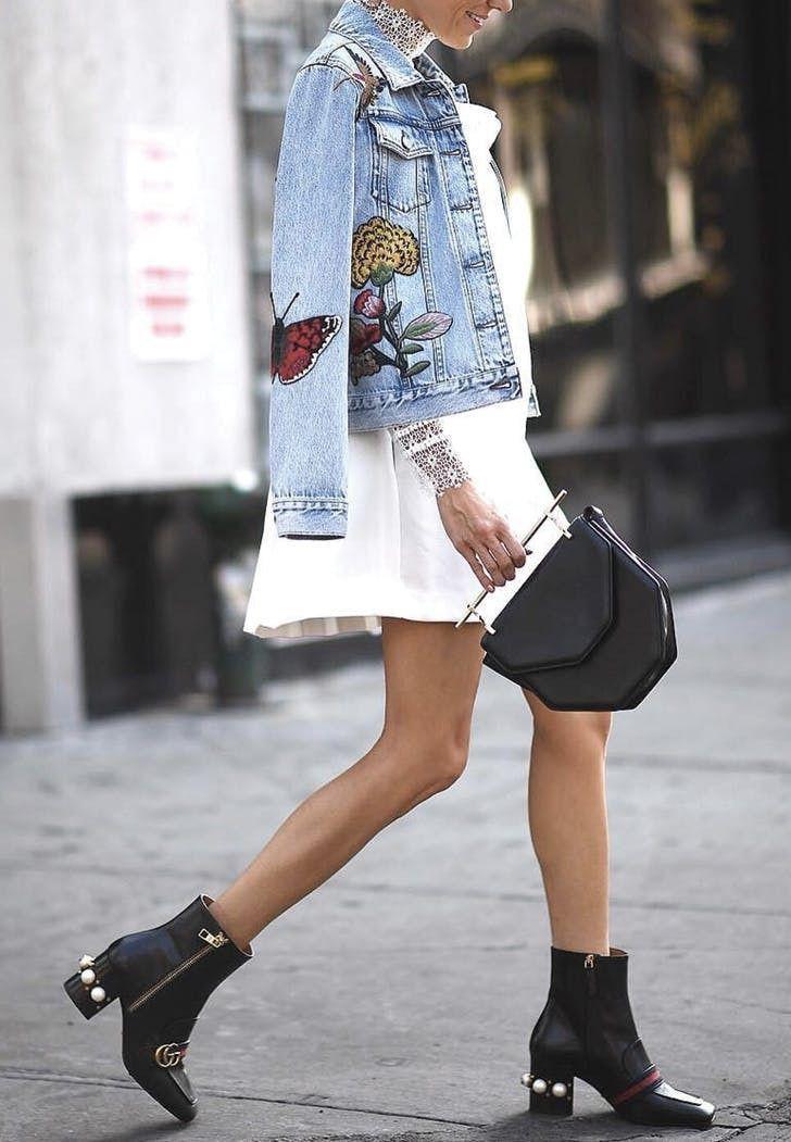 Autumn outfit ideas australia, street fashion, fashion blog, jean jacket
