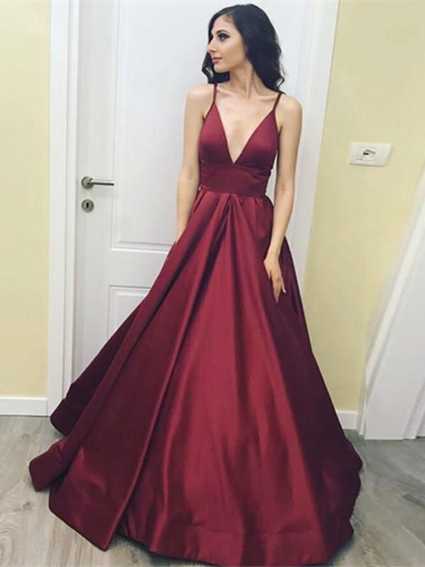 Outfit Pinterest maroon prom dresses bridal party dress, fashion model