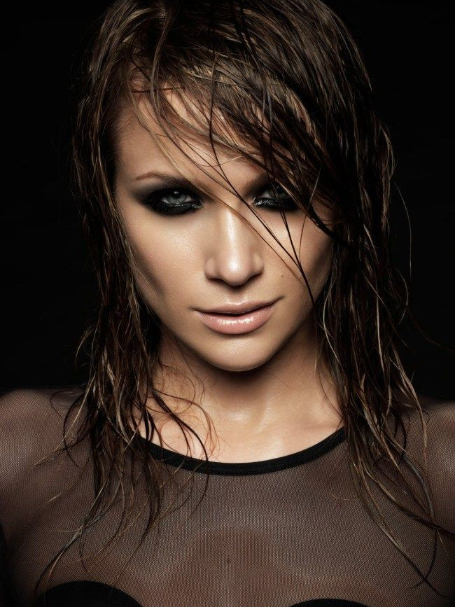 Shantel VanSanten Beautiful Girl Cute Face, Natural Lips, Hair Style