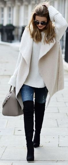 Colour outfit winter outfit london, winter clothing, street fashion, casual wear