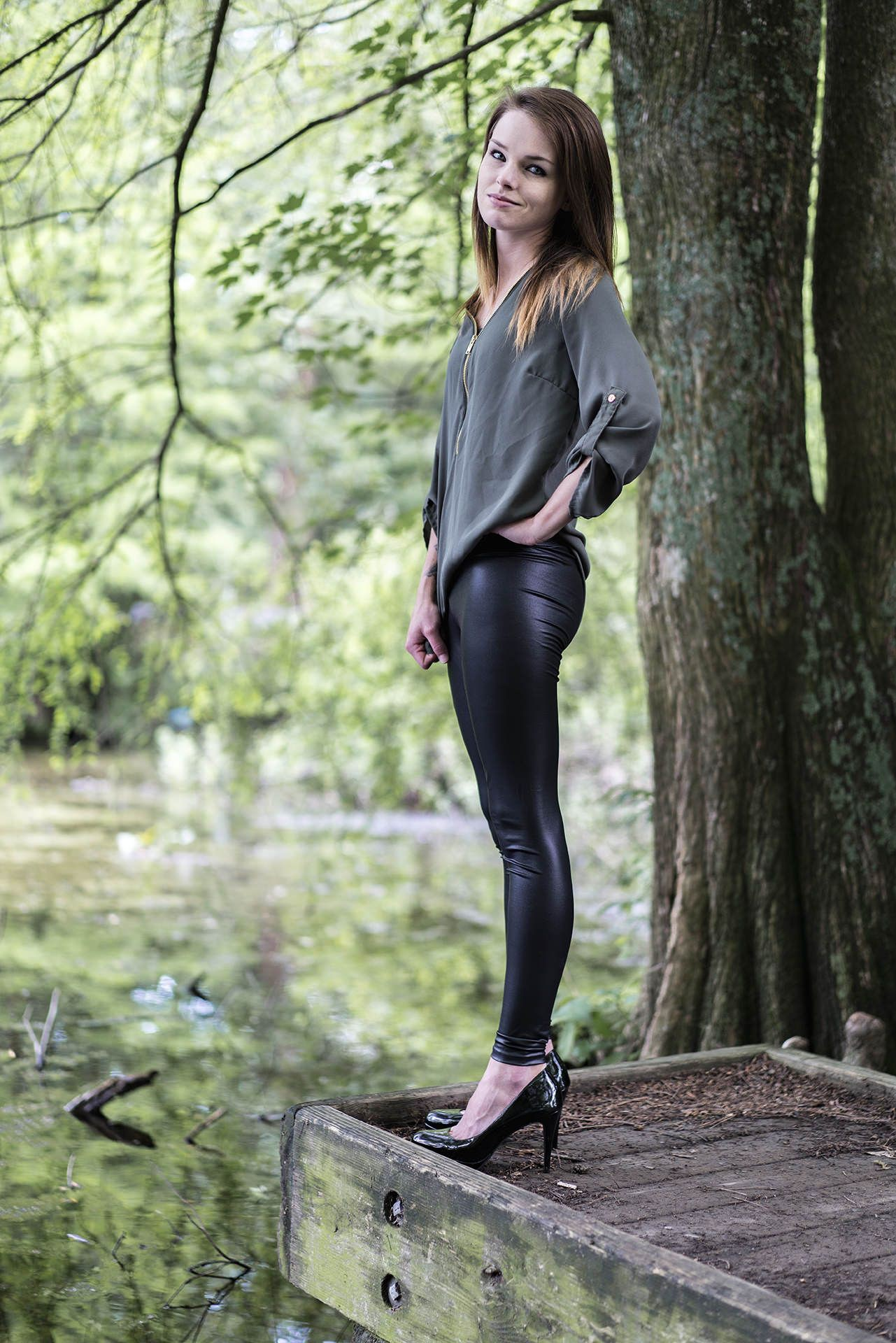 Colour outfit, you must try jefferymurphy com jennifer leather leggings black, natural environment