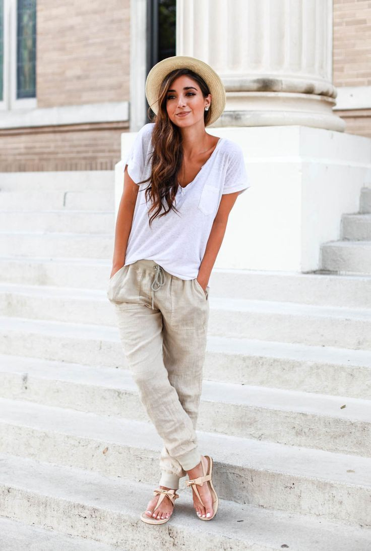 Outfit style linen pants outfits, street fashion, dress shirt, casual wear, boho chic, t shirt
