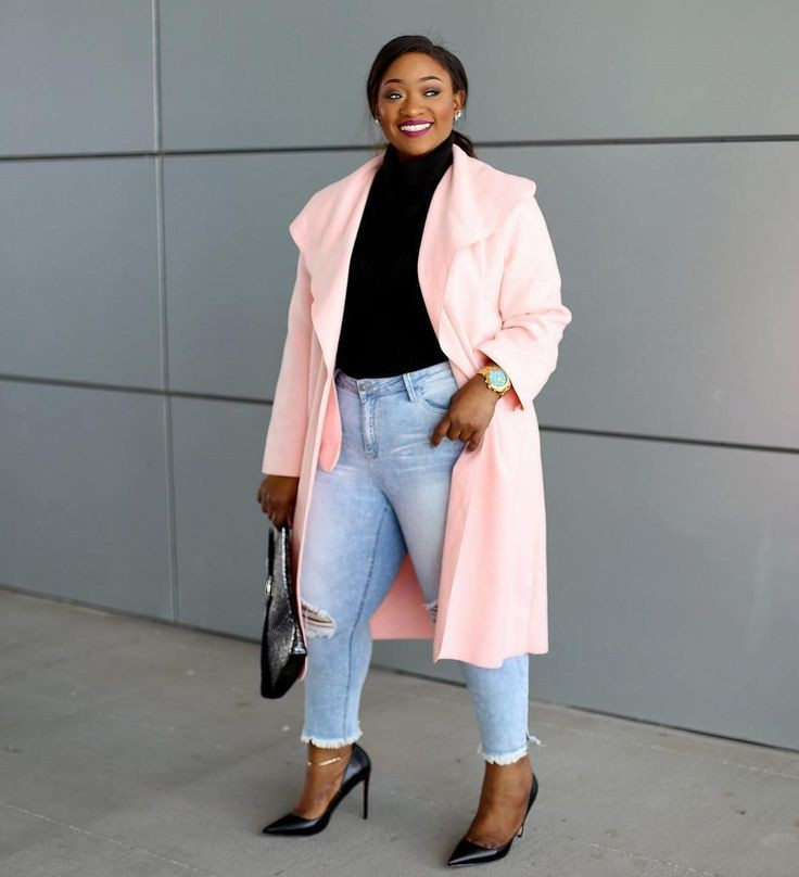 White and pink colour outfit, you must try with blazer, jeans, coat
