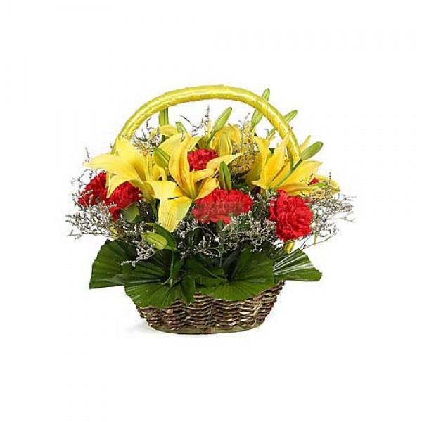 Basket Of Seasonal Fillers
