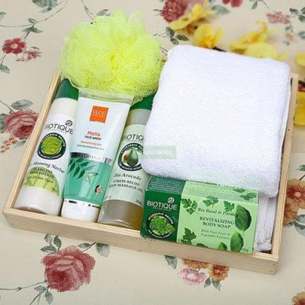 Beauty Care Hamper