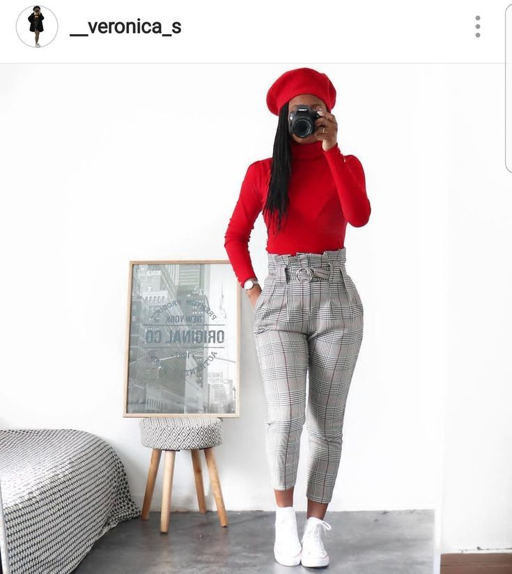 White and red colour outfit, you must try with fashion accessory, pencil skirt, trousers