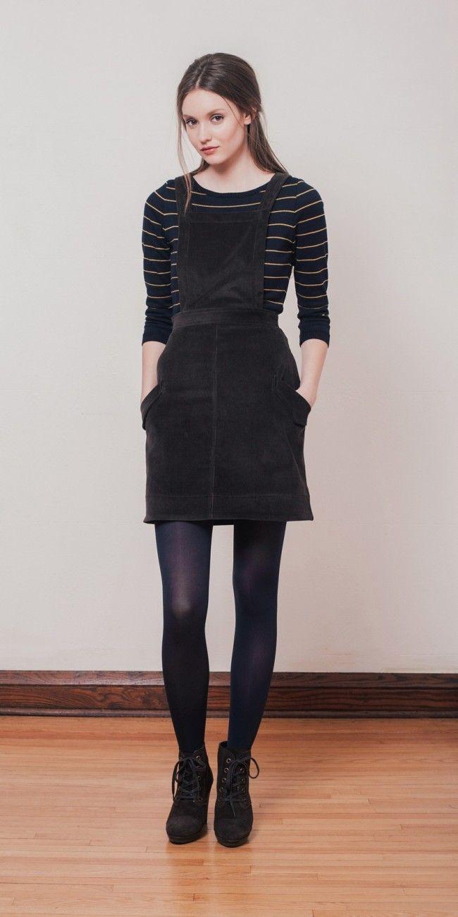 Black colour combination with little black dress