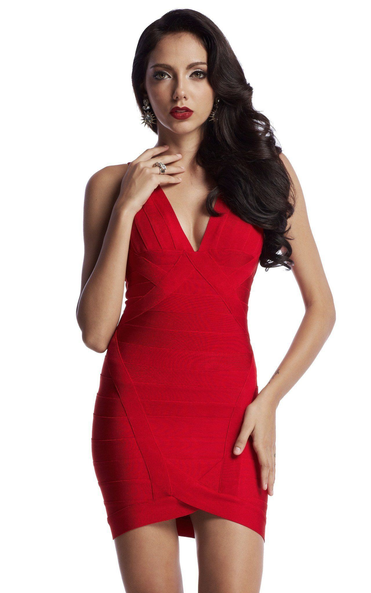 Red clothing ideas with cocktail dress, party dress