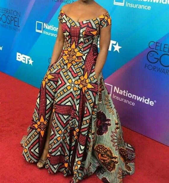 Clothing ideas india arie married african wax prints, contemporary soul