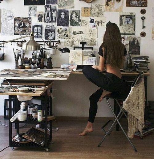 Colour outfit ideas 2020 bedroom art studio interior design services, industrial design