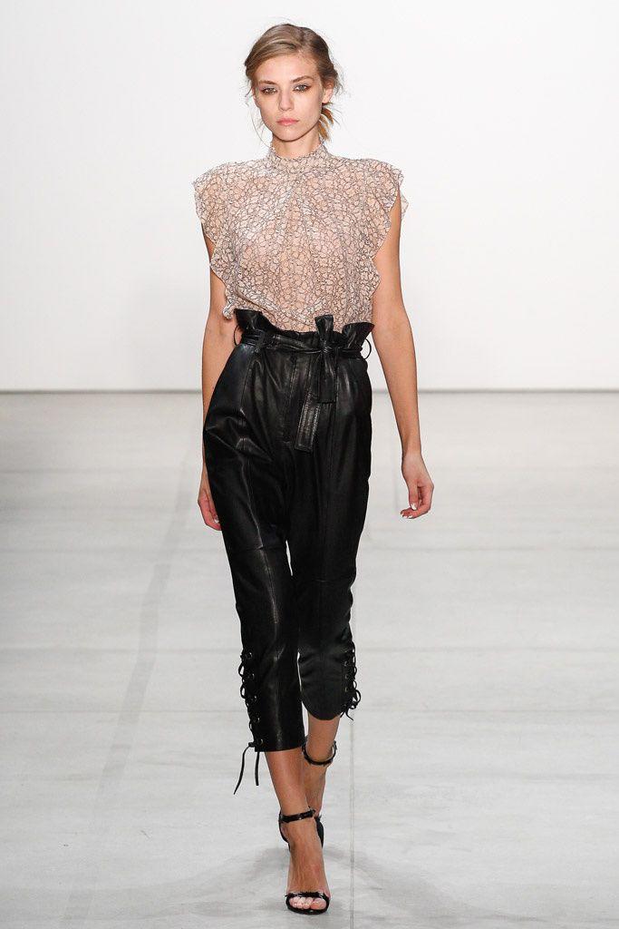 Clothing ideas 2017 runway new york fashion week