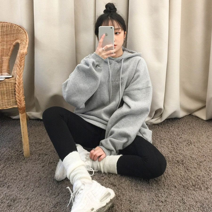 Colour outfit, you must try with sportswear, sweatpant, sweater