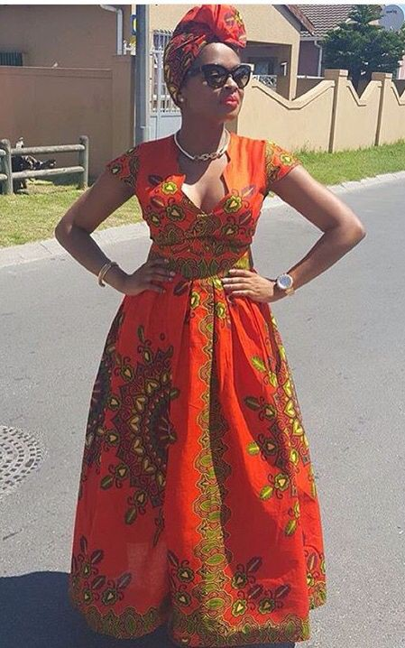 Style outfit nigerian chitenge dresses african wax prints, fashion design