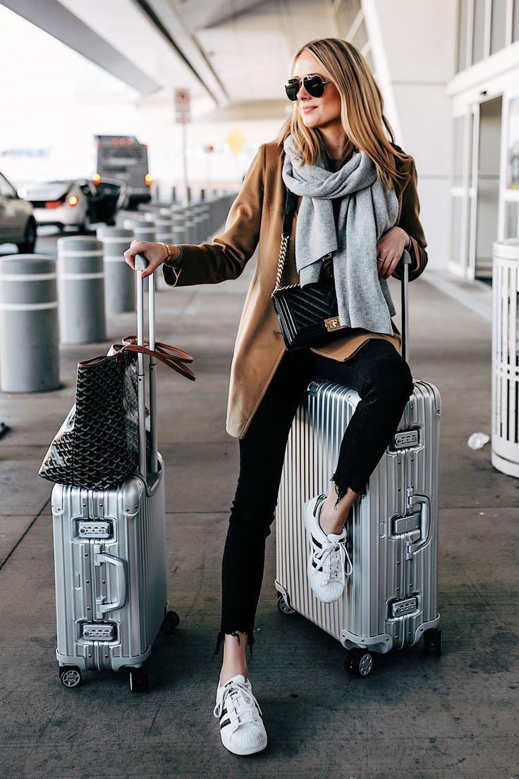 Outfit instagram travel fashion, street fashion