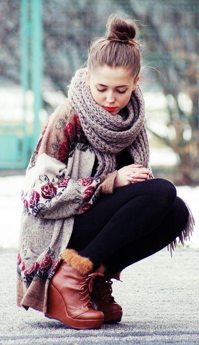 Clothing ideas winter fashion girls, winter clothing, street fashion