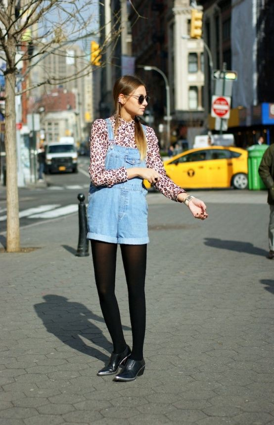 Outfit petos en invierno scalperscompany denim dungarees, fashion accessory