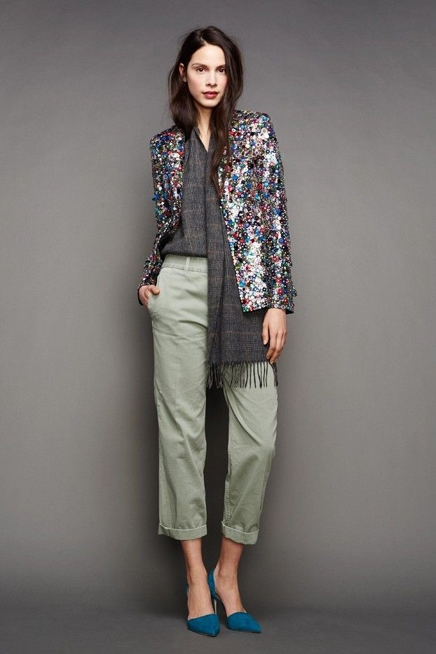 Vogue ideas jenna lyons style ready to wear, fashion design