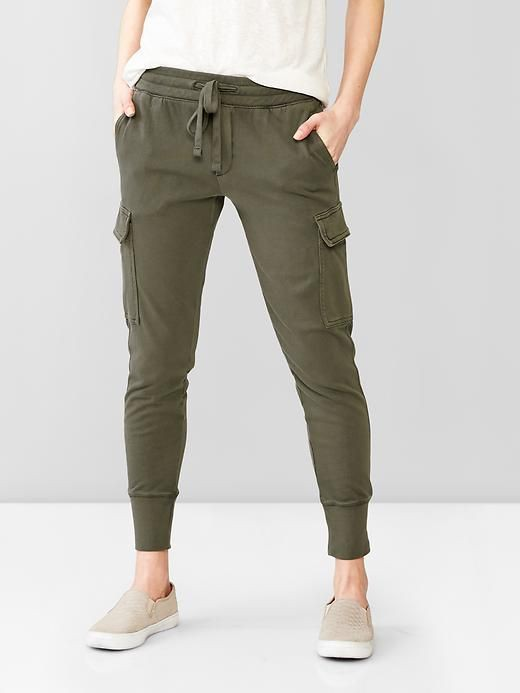 Womens cargo jogger pants, active pants, casual wear, khaki pants, cargo pants, t shirt