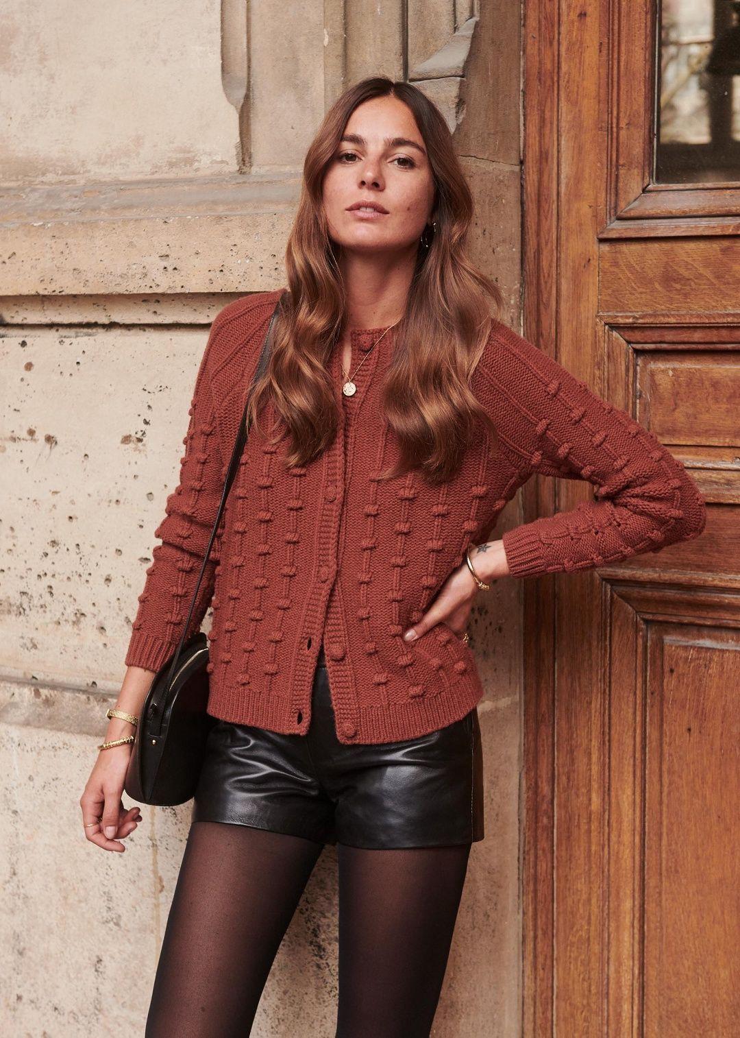 Lookbook fashion short harlow sezane, street fashion, sézane