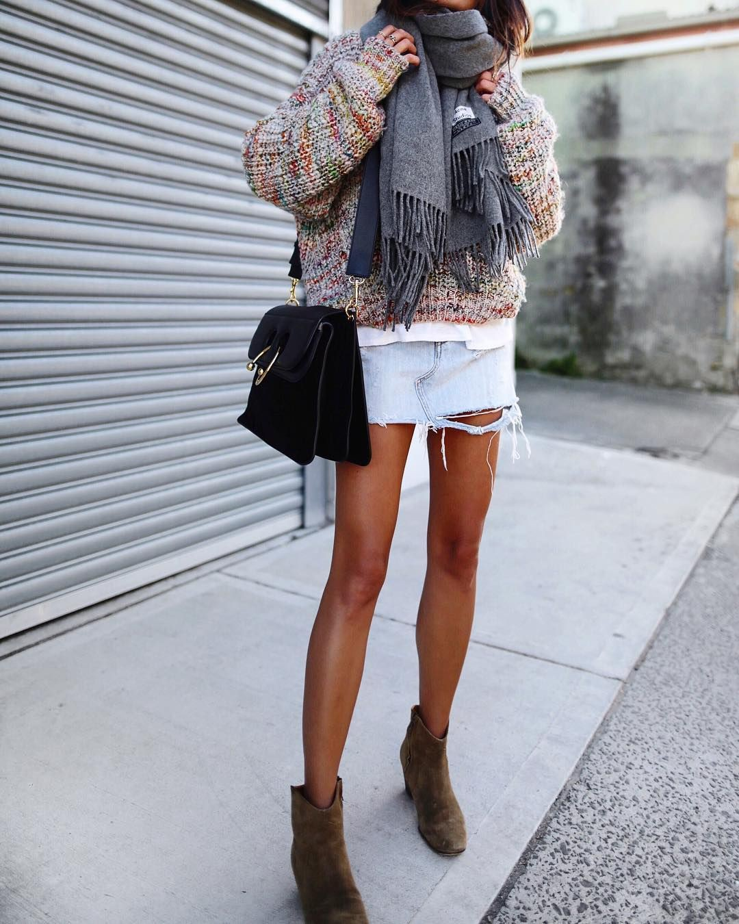 White colour dress with miniskirt, trousers, shorts