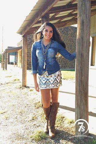 Brown and blue dresses ideas with shorts, skirt, jeans