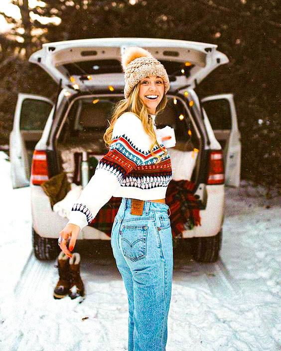 Winter we heart it style
