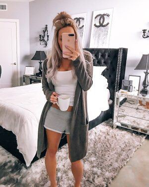 White clothing lookbook ideas with