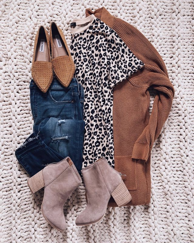 Beige and brown style outfit with fashion accessory, leather, denim