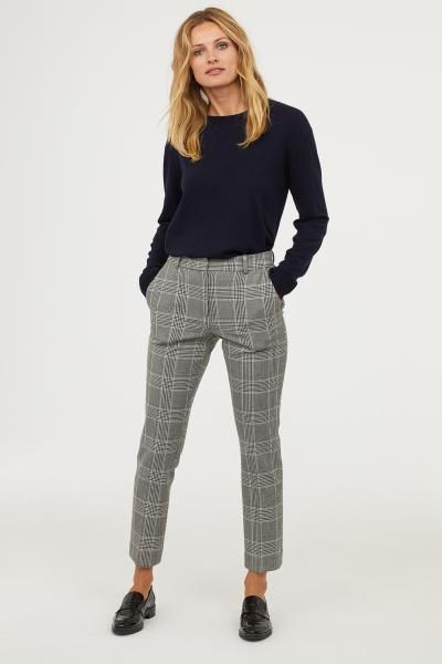 H&m checkered pants, checkered pants, business casual, casual wear, photo shoot, h&m