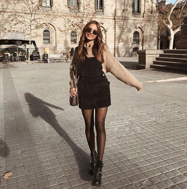 Outfit Pinterest outfit gonna inverno, winter clothing, street fashion
