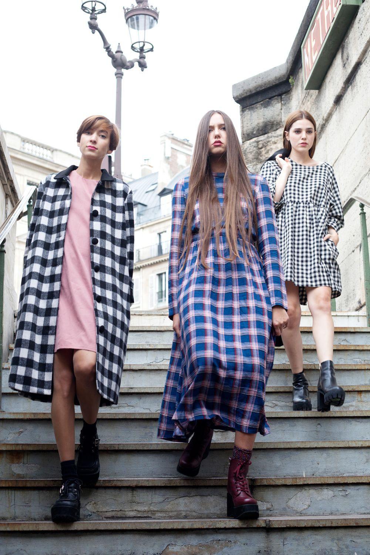 Dresses ideas tela vichy historia, fashion photography, street fashion, iris apfel