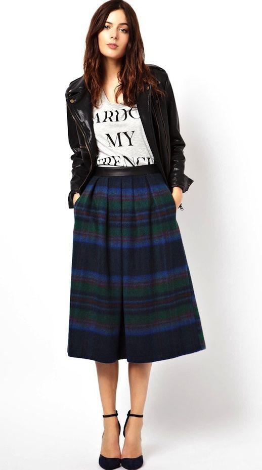 Outfit Pinterest grown up grunge, punk rock, t shirt