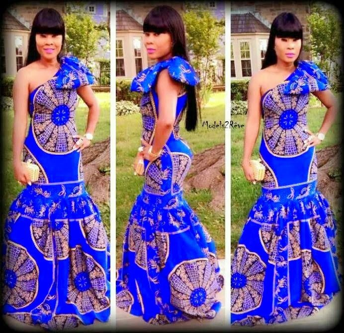 Outfit ideas ankara wedding dress 2015 african wax prints, wedding dress